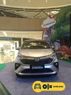 [Mobil Baru] Promo Akhir Tahun Daihatsu Sigra DP Super Ringan