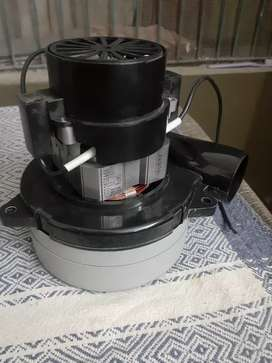 Walk behind  and Ride on vacuum moter DC 24volt