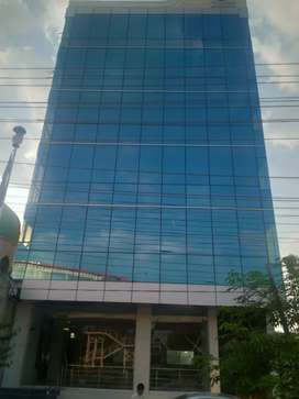 21 Marla 4 story commercial plaza for urgent sale (sadar road  RWP)