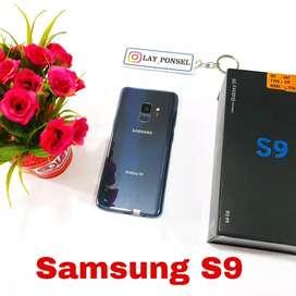 Second Samsung S9 Blue