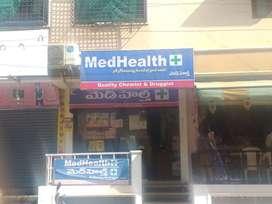 Medical shop for sale
