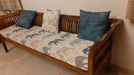 New Like Sofa Set made from Sheesham