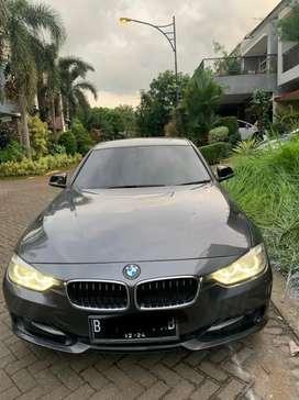 Dijual BMW 320i N20 2014 Murah dan Berkualitas