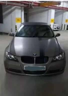 Bmw black mate car