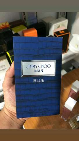 Parfum Jimmy Choo Man Blue EDT 100ml Original