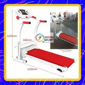 Alat fitnes sidoarjo treadmill elektrik BEST exsider JM5