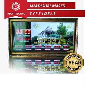 Full Garansi Jam Masjid Type Ideal ~id~