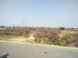 Facing park low budget 5 Marla Plot T 1628 for sale in DHA Multan