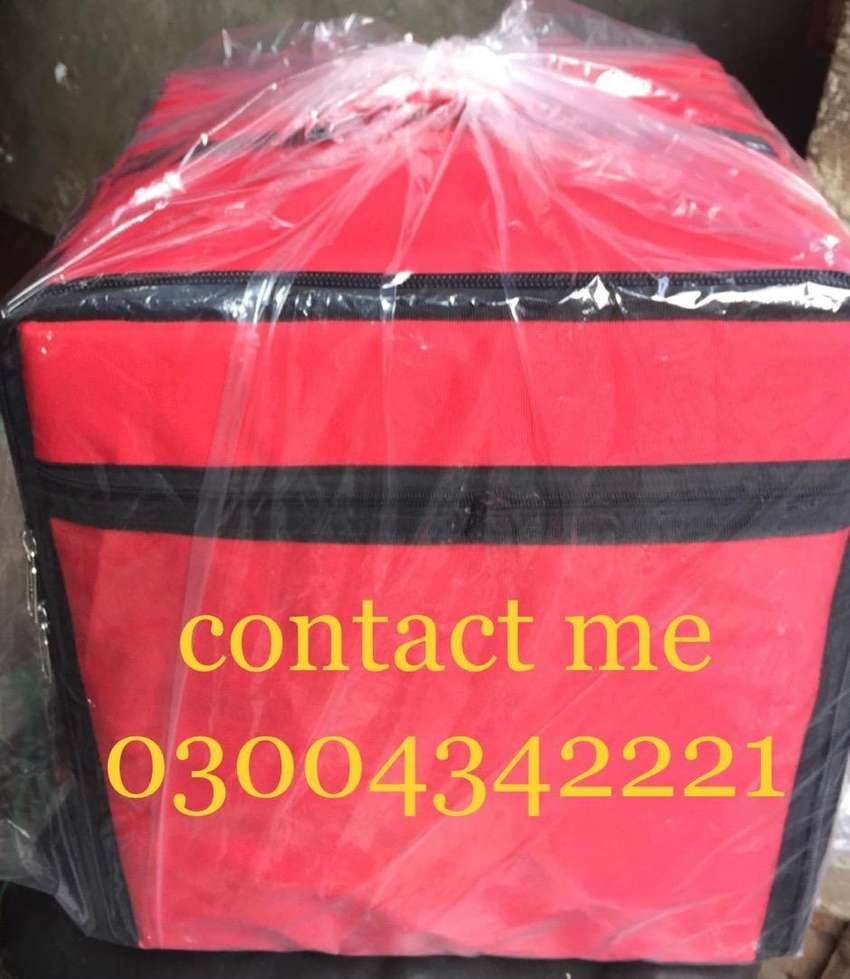 delivery bags fast food servies 0
