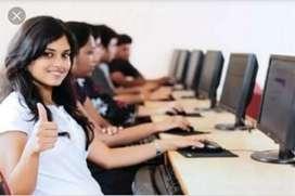 Computer Operator (Government Outsourcing) All Madhya Pradesh