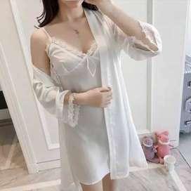 Baju Tidur Kimono Premium Wanita 864 Sexy Lingerie Terbaru