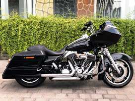 Roadglide 103 Harley Davidson vivid black istimewa