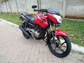 Roda Motonet - Bajaj Pulsar 135 LS Merah Rasa Baru