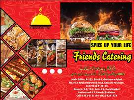 FRIENDS CATERING