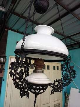 Lampu Katrol atau Kerek Kuno