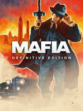 Mafia Definitive Edition and last of us 2 all games available ps4
