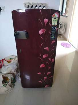 Brand new Refrigerator.