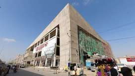Showroom is available for sale at Omega Mall New Karachi