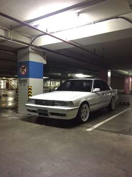 toyota cressida gx81 build up