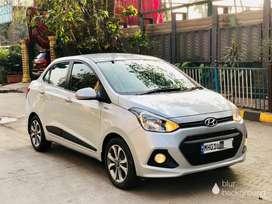 Hyundai Xcent SX Automatic 1.2 (O), 2015, Petrol