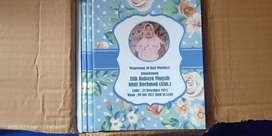 Buku Yasin dan Tahlil