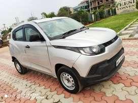 Mahindra KUV 100 2016-2017 mFALCON D75 K2 Plus, 2016, Petrol