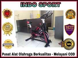 Sepeda statis Spining Bike Kuat dan Kokoh