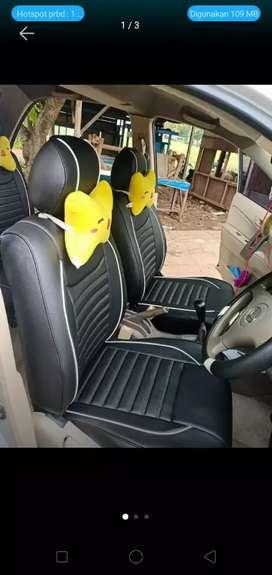 pembuatan Sarung jok Mobil