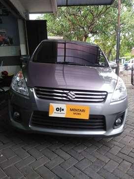 Suzuki Ertiga Tipe GX matic 2014