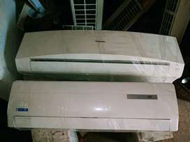 We are selling all types of second hand AC