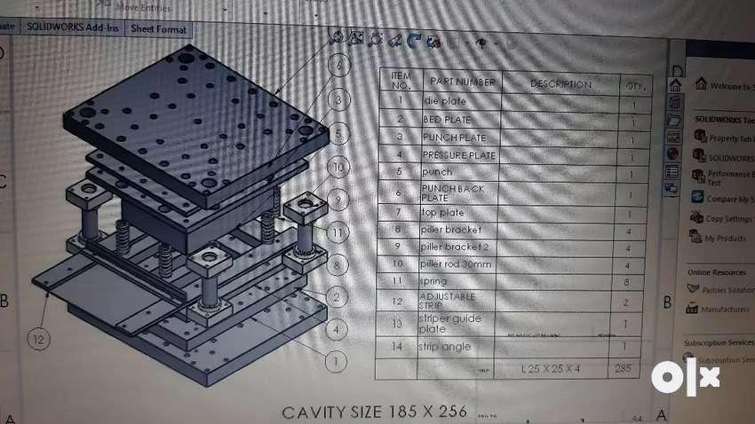 Solidworks software  & 3D modeling. 0