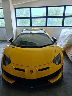 Sale Lamborghini Aventador LP770-4 SVJ Roadster LIMITED ONLY 800 UNIT