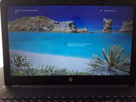 Only one year old HP Laptop for sale