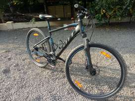 Scott subcross 40 hybrid cycle