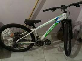 Sepeda Polygon Hijau