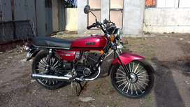 Yamaha RX 100 well Maintain