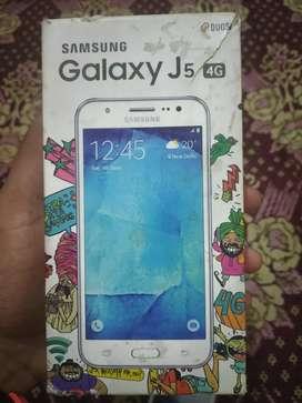 Galaxy J5 4g