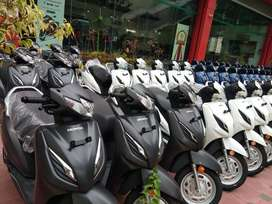 New Activa 6G low down payment -12000/-