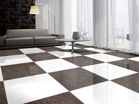 GLOSSY WITH ATTRACTIVE TILES AND GRANITES START AT RS. 12