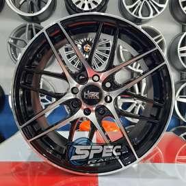 Velg Mobil Hsr Ring16 Vios City Yaris Swift Bisa Kredit Spec Racing