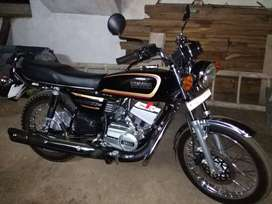 Yahama RX135, 2001 model for sale