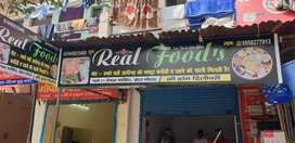 Best food shop fully setup 12000rs rant and 110000rs material cost