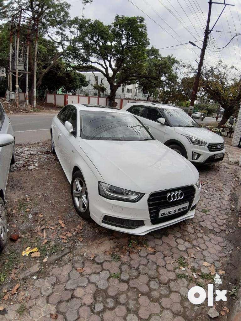 Audi A4 2.0 35 TDI Premium Sport, 2014, Diesel 0