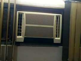 HITACHI WINDOW AC 1.5 TON DOUBLE BLOWER