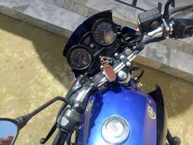 Urgent sell Yamaha YBR 125 Bike