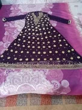 Very beautiful and elegant frok design for ladies