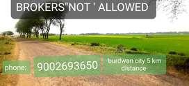 "Burdwan "" plot for sale , plot  location:  nandramore to gangpur road."
