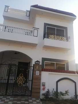 6 Marla double story house DC Colony Gujranwala