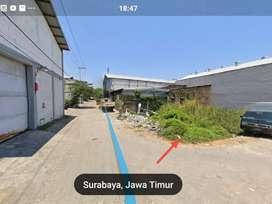 Gudang dk Tol & MERR Gunung Anyar/Pandugo SIER Industri Berbek Tropodo