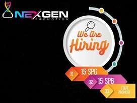Telah dibuka kembali lowongan kerja di nexgen-promotion